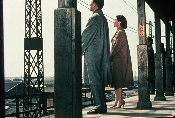 CINED IV - Filmes em eco: Bom dia, de Yasujiro Ozu @ Cinemateca Portuguesa