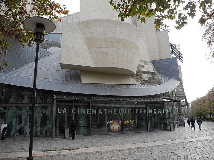 CINEMA, CEM ANOS DE JUVENTUDE 2014-2015 Início @ Cinémathèque Française