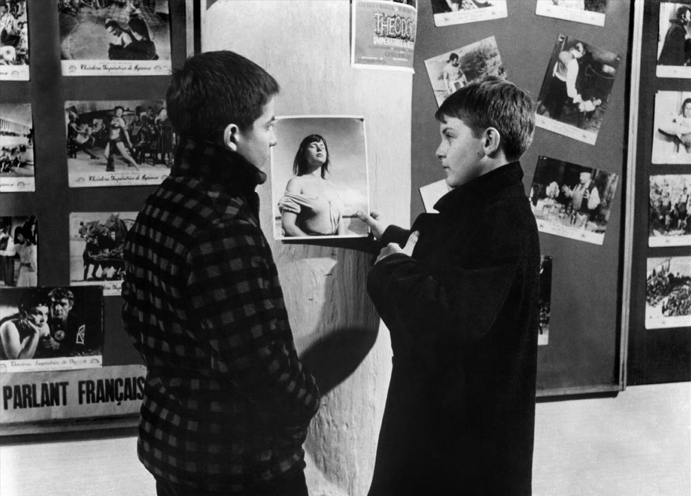 MOVING CINEMA: Les 400 Coups de François Truffaut @ Cinemateca Portuguesa