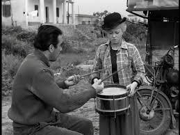 CINECLUBE DAS GAIVOTAS (8): A Estrada de Federico Fellini @ Cinemateca Portuguesa