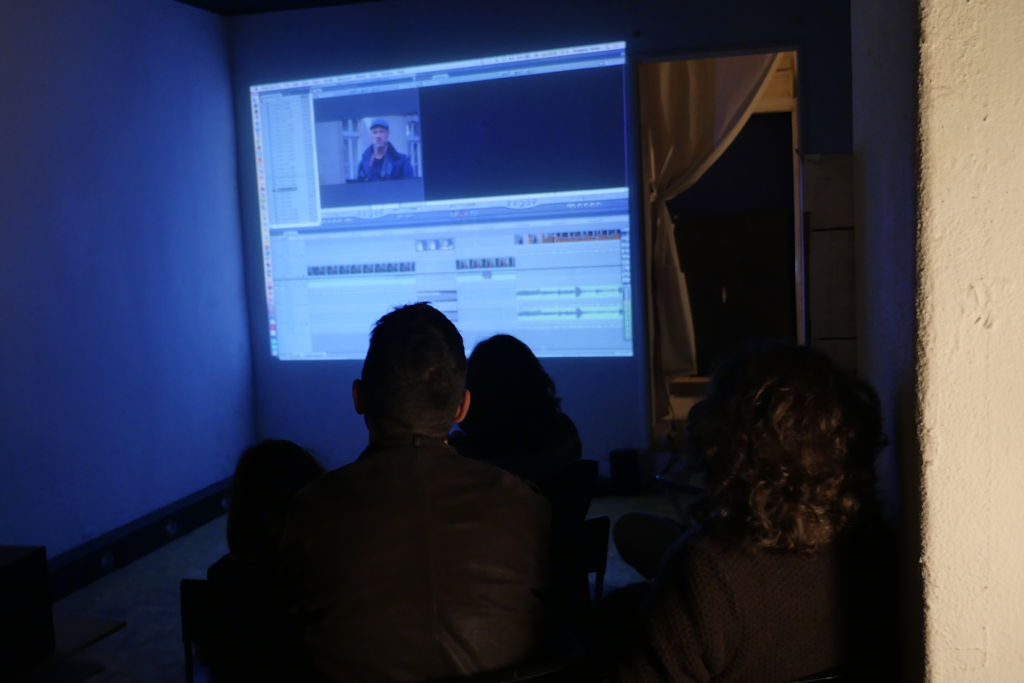 FILMAR na Freguesia da Misericórdia - Montagem 1 @ Teatro do Cão Solteiro