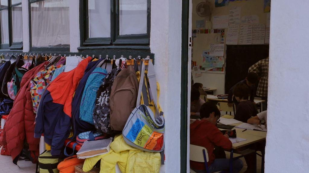 O MUNDO À NOSSA VOLTA - O PRIMEIRO OLHAR 89 - Um Dia na Nossa Escola @ Faculdade de Psicologia - Instituto da Educação