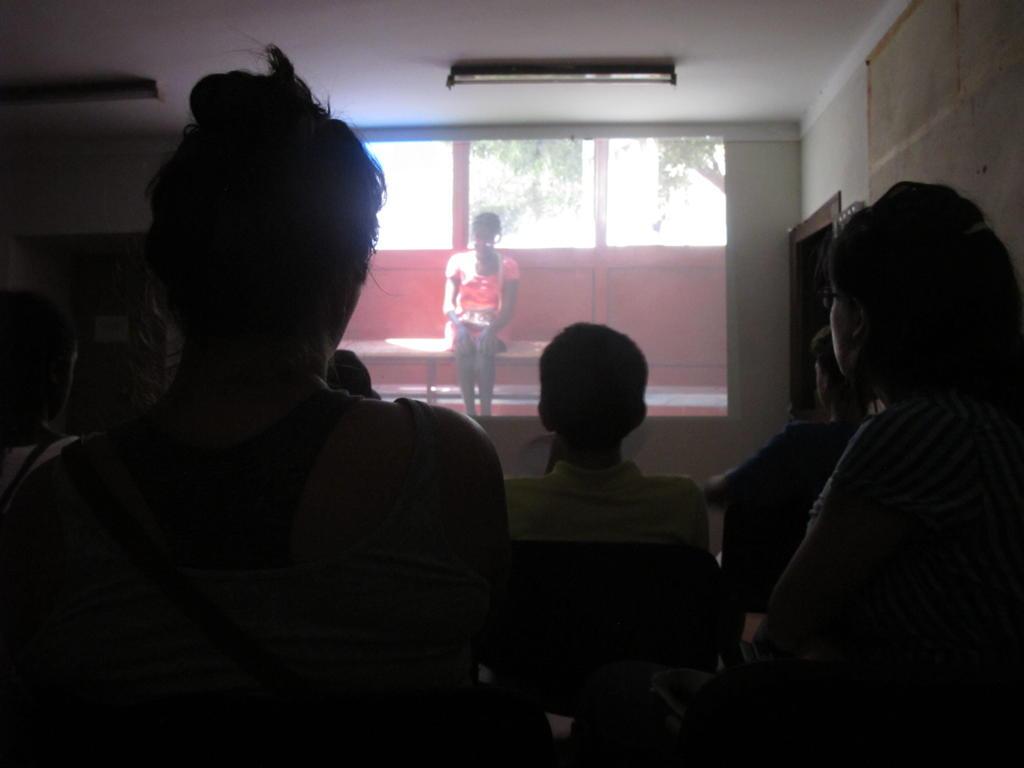 O MUNDO À NOSSA VOLTA - Verão Jovem 16 @ Os Filhos de Lumiere