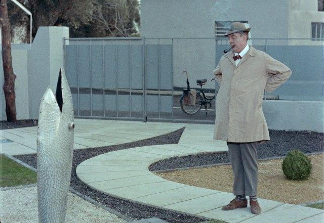 O MUNDO À NOSSA VOLTA / MOVING CINEMA - O Meu Tio, de Jacques Tati @ Cinemateca Portuguesa
