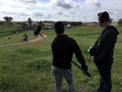 O MUNDO À NOSSA VOLTA  – O Primeiro Olhar 99 – Filmagem @ ADPM, Mértola