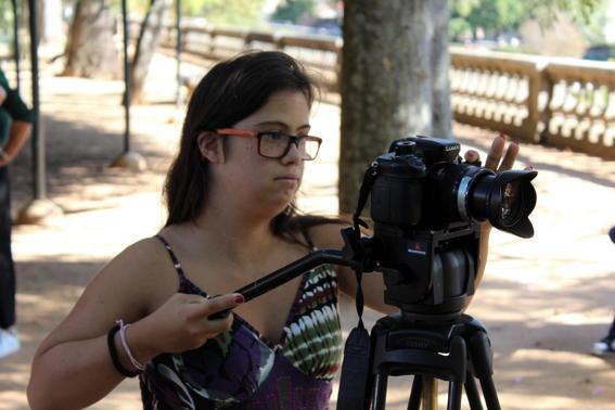 O MUNDO À NOSSA VOLTA / O Primeiro Olhar 102 - Filmagem @ APPACDM, Lisboa