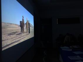 O MUNDO À NOSSA VOLTA – Cinema cem anos de juventude – Visionamento de fragmentos de filmes @ Escola Secundária de Serpa
