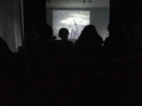 O MUNDO À NOSSA VOLTA / Cinema, cem anos de juventude - Visionamento de fragmentos de filmes @ Escola Básica Moinhos da Arroja
