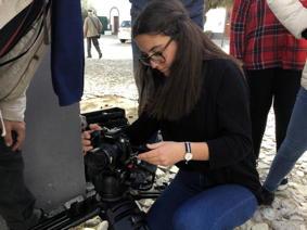 O MUNDO À NOSSA VOLTA - Cinema cem anos de juventude - Filmagem exercícios @ Escola Secundária de Serpa