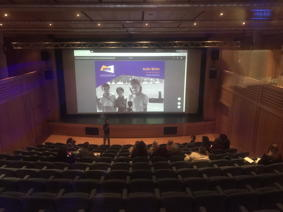 CinEd III - Apresentação do projecto @ Auditório da E.S. de Camões