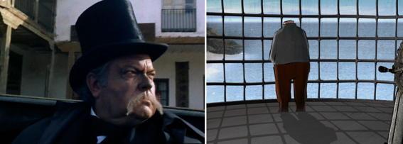 No País do Cinema - Lusco Fusco: Os Olhos do Farol, de Pedro Serrazina e História Imortal, de Orson Welles, @ Polo Cultural Gaivotas Boavista