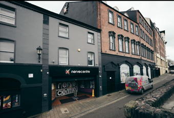 Shortcut - Encontro dos parceiros @ Nerve Centre - Derry~Londonderry