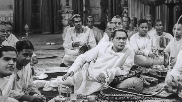 No País do Cinema - Lusco Fusco : O Salão de Música, de Satyajit Ray @ Polo Cultural Gaivotas Boavista
