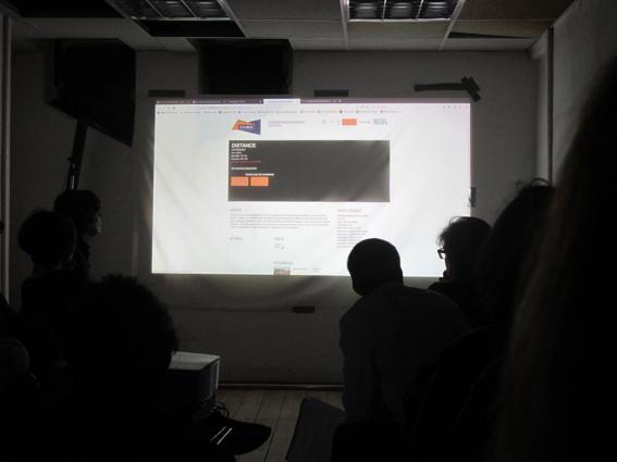 CINED IV - Apresentação do projecto / Formação @ Casa do Cinema
