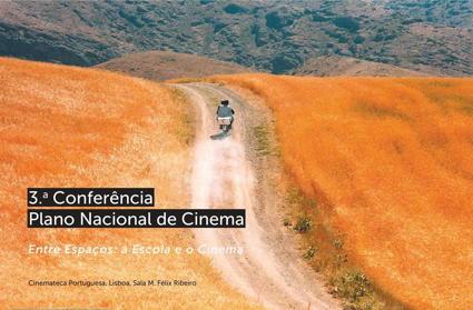O MUNDO À NOSSA VOLTA / CINED na 3ª Conferência Plano Nacional de Cinema @ Cinemateca Portuguesa