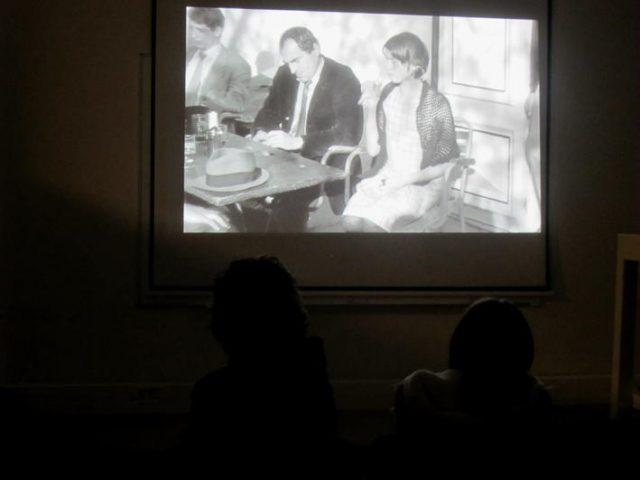 O MUNDO À NOSSA VOLTA – Cinema cem anos de juventude – Visionamento de fragmentos de filmes @ Escola E.B.2.3 Marquesa de Alorna