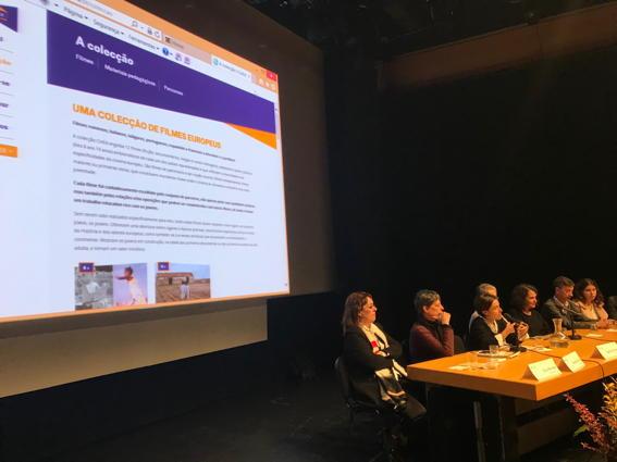 O MUNDO À NOSSA VOLTA / CINED - 16º Encontro de Professores e Educadores do Concelho de Sintra @ Centro Cultural Olga Cadaval