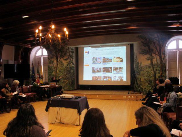 CINED IV - O Cinema por Dentro @ Palácio Valenças, Sintra