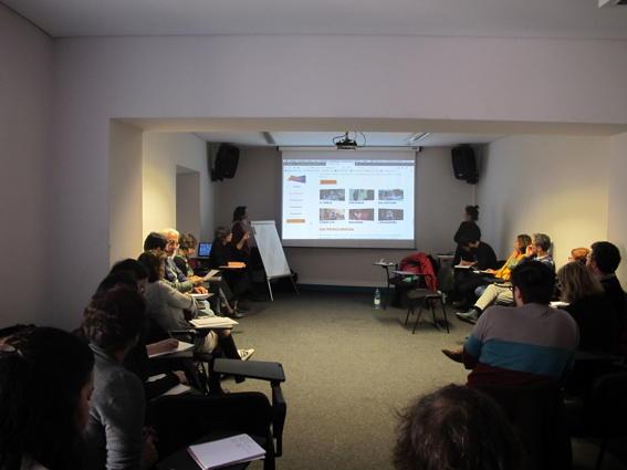 CINED IV - Crescer com o Cinema - 1ª sessão @ Polo Cultural Gaivotas Boavista