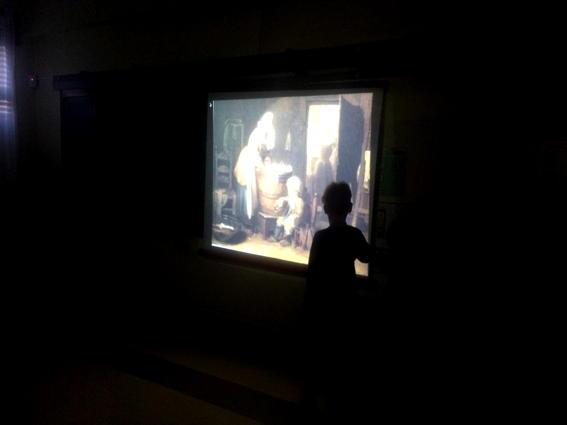 O MUNDO À NOSSA VOLTA – Cinema cem anos de juventude – Visionamento de fragmentos de filmes @ Escola E.B.2.3 de Sobral de Monte Agraço