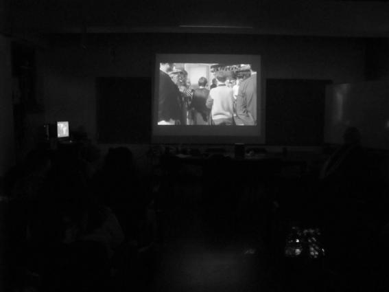O MUNDO À NOSSA VOLTA – Cinema cem anos de juventude – Visionamento de fragmentos de filmes @ Escola Secundária Matias Aires