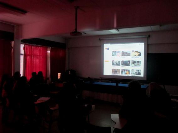 CINED IV - O Cinema por Dentro @ Escola Secundária de Serpa