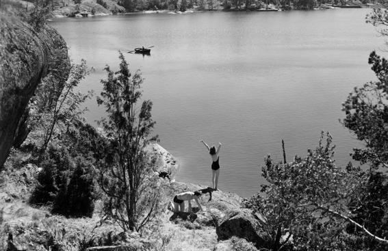 NO PAÍS DO CINEMA - Um Verão de Amor (Sommarlek) de Ingmar Bergman @ Auditório Soror Mariana