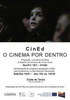 CINED IV - O Cinema por Dentro @ Cineclube de Tavira
