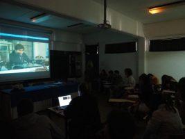 O MUNDO À NOSSA VOLTA - Cinema, cem anos de juventude - Montagem  Exercícios @ Escola Secundária de Serpa