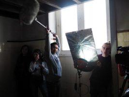 O MUNDO À NOSSA VOLTA – Cinema cem anos de juventude – Filmagem Exercício @ Escola Secundária de Camões