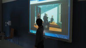 O MUNDO À NOSSA VOLTA – Cinema cem anos de juventude – Exercício @ Escola E.B.2.3 André de Resende - Évora