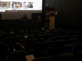 CINED IV - Encontro dos parceiros - 2º dia @  Skalvija Cinema Centre, Vilnius, Lituânia