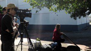 O MUNDO À NOSSA VOLTA - Cinema, cem anos de juventude - Filmagem  Exercícios @ Escola Secundária de Serpa