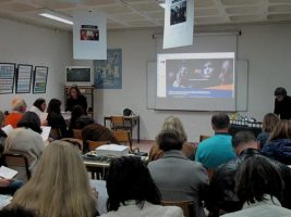 CINED IV - O Cinema por Dentro @ Escola Secundária António Gedeão, Almada