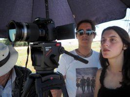 O MUNDO À NOSSA VOLTA - Cinema cem anos de Juventude - Filmagem filme-ensaio @ Escola Secundária de Serpa