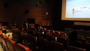 CINED IV - Crescer com o Cinema IV - Grupo 2B - Pierrot le Fou, de J.L.Godard @ Cinemateca Portuguesa