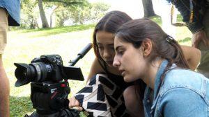 O MUNDO À NOSSA VOLTA - Cinema cem anos de Juventude - Filmagem filme-ensaio @ Escola Secundária de Camões