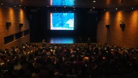 CINED V - Crescer com o Cinema V - Uma Pedra no Bolso de Joaquim Pinto @ Centro Cultural Olga Cadaval - Sintra