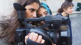 O MUNDO À NOSSA VOLTA / Cinema, cem anos de juventude - Filmagens exercícios @ Escola Secundária de Camões