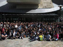 O MUNDO À NOSSA VOLTA / Cinema, cem anos de juventude 2019-2020 – apresentação dos filmes ensaios @ Cinémathèque Française