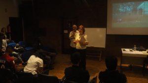 O MUNDO À NOSSA VOLTA / Cinema, cem anos de juventude @ Escola Secundária Marquês de Pombal