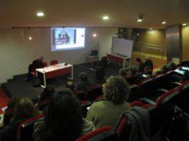 CINED V - Crescer com o Cinema V - Balanço intermédio