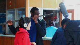 O MUNDO À NOSSA VOLTA / Cinema, cem anos de juventude - Filmagens exercícios @ Escola Secundária Marquês de Pombal