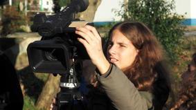 O MUNDO À NOSSA VOLTA / Cinema, cem anos de juventude - Filmagens exercícios @ Escola Secundária Matias Aires - Sintra