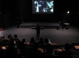 """SHORTCUT - Formação """"O Cinema: Ver, Ouvir, Sentir"""" @ Escola Básica D. Martinho Vaz de Castelo Branco - Póvoa de Santa Iria"""