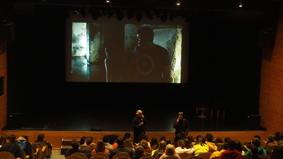 CINED V - Crescer com o Cinema V - Grupo 2 - O Intervalo, de Leonardo Di Costanzo @ Centro Cultural Olga Cadaval - Sintra