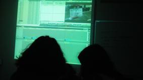 O MUNDO À NOSSA VOLTA / Cinema, cem anos de juventude - Montagem exercícios @ Escola Secundária de Camões