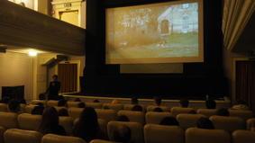"""SHORTCUT – Formação """"O Cinema: Ver, Ouvir, Sentir"""""""