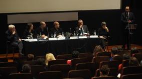 """2º Encontro """"Cinema e Educação"""" - """"Indisciplinar a Escola"""" - 01 @ Cinemateca Portuguesa"""
