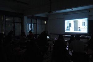 O MUNDO À NOSSA VOLTA / Cinema, cem anos de juventude - Montagem filme-ensaio @ Escola Secundária de Serpa